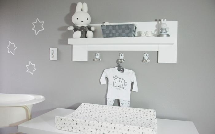Wonderlijk Nijntje babykamer - Nijntje wanddecoratie - babykamer gedichtje AS-78