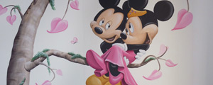 minnie prinses mickey