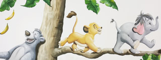 simba lion king jungle boom