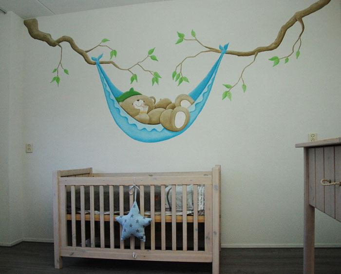 muur schilderij babykamer ~ lactate for ., Deco ideeën