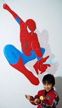 jongenskamer-spiderman