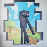 Minecraft computerspel