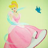 Assepoester prinsessenkamer Disney prinses
