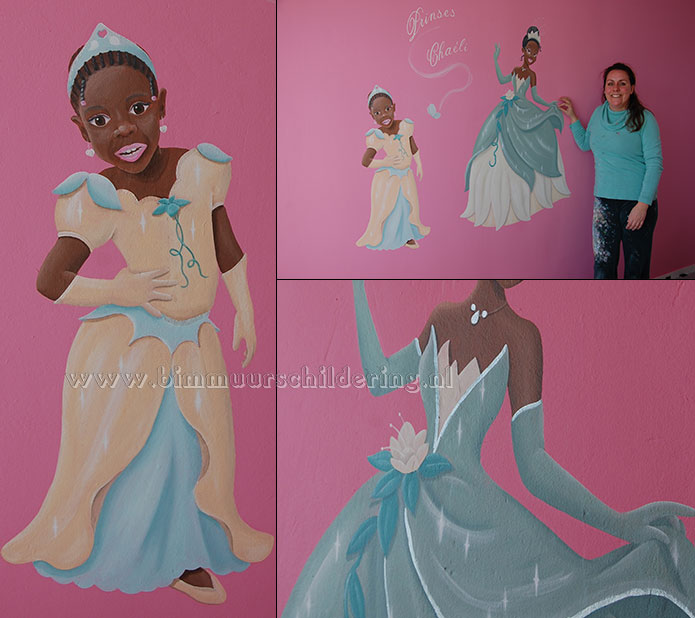 disney prinses portret