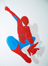 spiderman-wandschildering